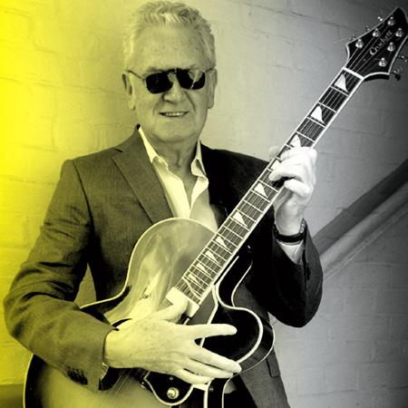Guitarist Jim Mullen