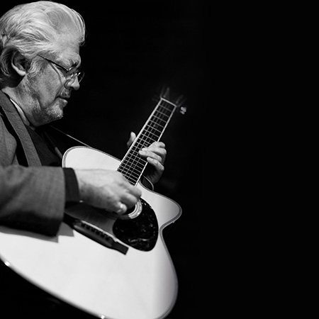 Guitarist Larry Coryell